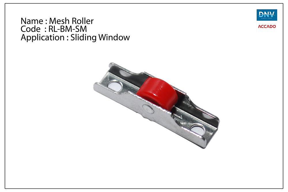 Mesh Roller