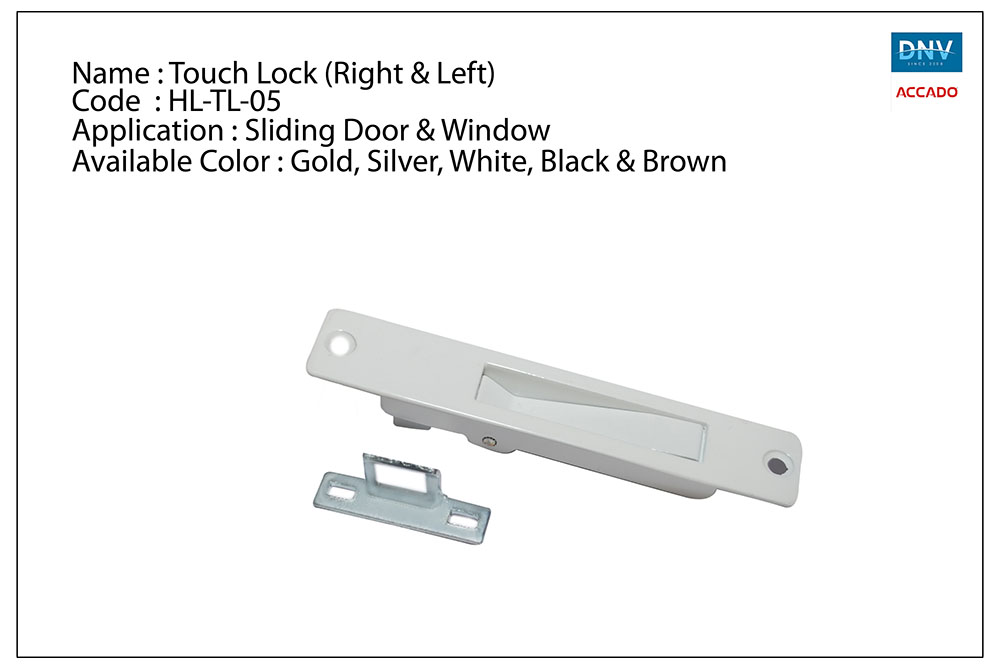 Touch Lock (Right & Left)