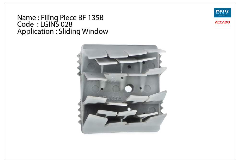 Filing Piece BF 135B