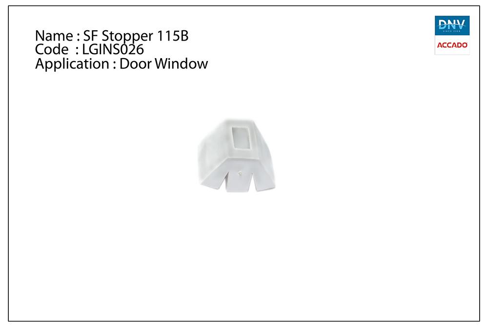 SF Stopper 115B