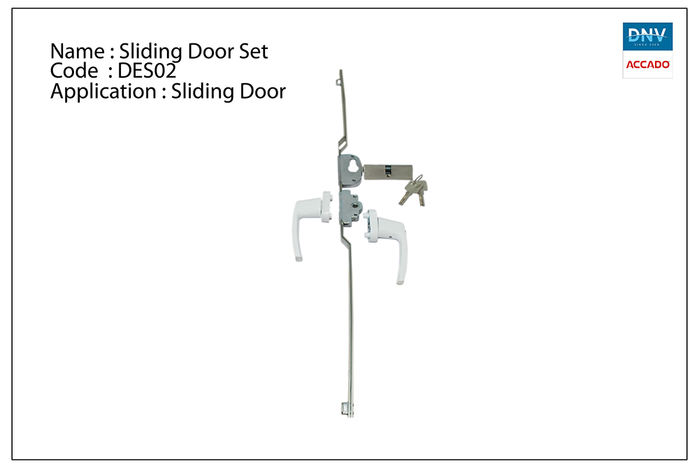 Sliding Door Set
